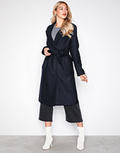 Filippa K Navy Victoire Coat