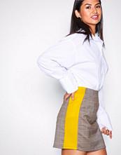 Glamorous Check Print Skirt