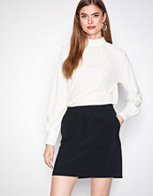Filippa K Navy Fiona Skirt