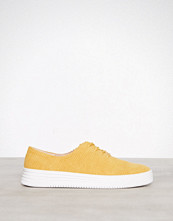 Bianco Mustard Laced Up Casual Shoe