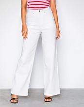 Vero Moda Hvit Vmkathy Herona Hr Boxy White Jeans