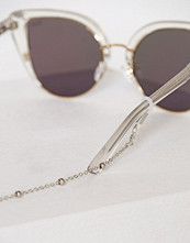 NLY Accessories Sølv Exclusive Sunglasses Chain