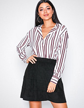 Noisy May Nmlauren Skirt Noos Svart