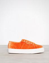 Superga Orange 2730 Velvetchenillew