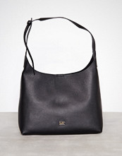 Michael Kors Svart Junie Md Hobo