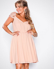 NLY Eve Dusty Pink Take Me Out Dress