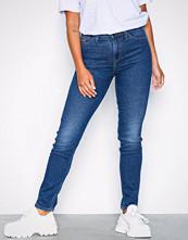 Lee Jeans Blue Scarlett High True Blue