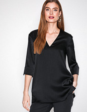 Filippa K Black V-Neck Tunic