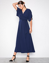 Dry Lake Navy Flora Dress