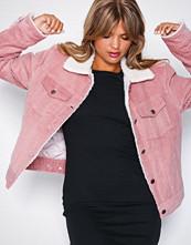 NLY Trend Rosa Cozy Corduroy Jacket