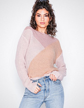 Pieces Rosa Pcfrikka Ls Wool Knit