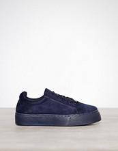 Pieces Mørk blå Psmonet Textile Sneaker
