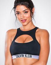 Calvin Klein Black Racer Bralette