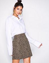 NLY Trend Leo Mini Leopard Skirt