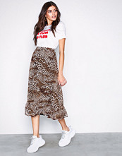 Sisters Point Leopard Emmy Skirt