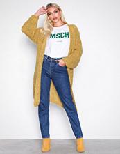 Moss Copenhagen Yellow Susy Cardigan