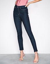 Vero Moda Mørk blå Vmsophia Hr Skinny Jeans AM303 Noos