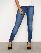 Only Blå onlCORAL Sl Sk Dnm Jeans SOO1743G N