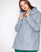 Vero Moda Lys grå Vmhyper Class Wool Jacket Noos