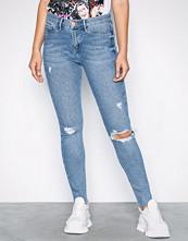 River Island Mid Blue Molly Arizona Jeans