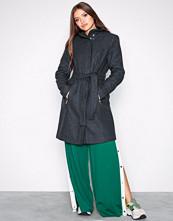 Vero Moda Mørk grå Vmbessy Class 3/4 Wool Jacket Noos