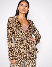 NLY Trend Leopard Velvet Leo Jacket