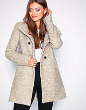 Only Lys brun onlSOPHIA Boucle Wool Coat Cc Otw