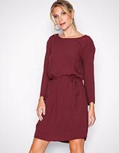 Object Collectors Item Mørk lilla Objlourdes 3/4 Lace Dress Noos