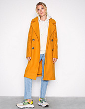 River Island Yellow Marigold Coat