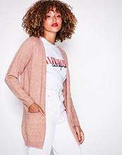 Only Rose onlQUEEN L/S Long Cardigan Knt Noos