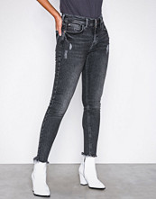 River Island Washed Black Amelie Lydia Jeans