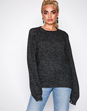 Object Collectors Item Mørk grå Objeve Nonsia Ls Knit Pullover Noos