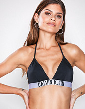 Calvin Klein Black Triangle Bikini Top