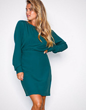 NLY Trend Teal Look At Me Dress