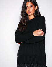 Polo Ralph Lauren Black Long Sleeve Sweater