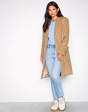 Lauren Ralph Lauren Light Beige Wool Coat