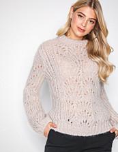 Filippa K Porcelain Pointelle R-neck Sweater