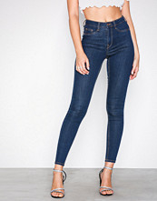 Gina Tricot Rinse Molly High Waist Jeans