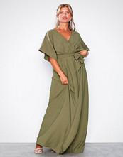 Dry Lake Olive Florence Dress