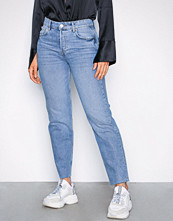 Gina Tricot Light Blue Sanna staight jeans