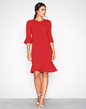 Lauren Ralph Lauren Red Porcha Casual Dress