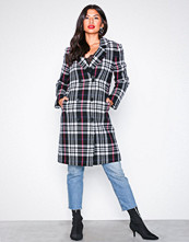 Selected Femme Svart Slfrita Wool Coat B