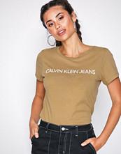Calvin Klein Tannin Institutional Logo Slim F