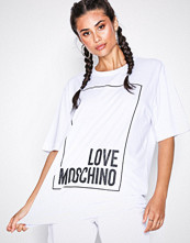 Love Moschino Optical White W4F8714M3876