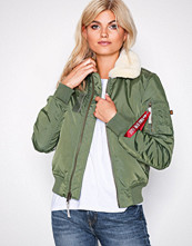 Alpha Industries Grønn Injector 3 Jacket