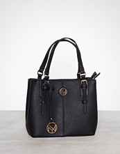 NYPD Svart Handbag Alice