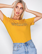 Pieces Lys brun Pcfemme Ss Tee