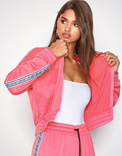 Juicy Couture JXJC Tricot Logo Stripe Jacket