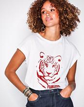 Vila Vimeyrem S/S T-Shirt Hvit