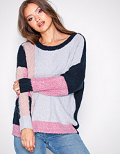 Object Collectors Item Lys lilla Objmatty L/S Knit Pullover 99